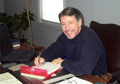 Chris Barry director of kurn hattin homes