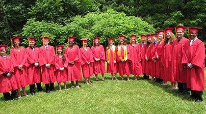 Kurn Hattin Graduation June 2012