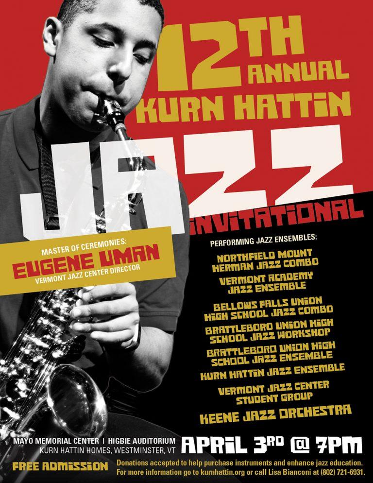 KH19 JazzInvitationalPoster