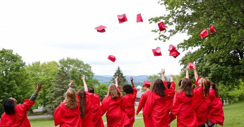 KH 2019 Graduates celebrating Small