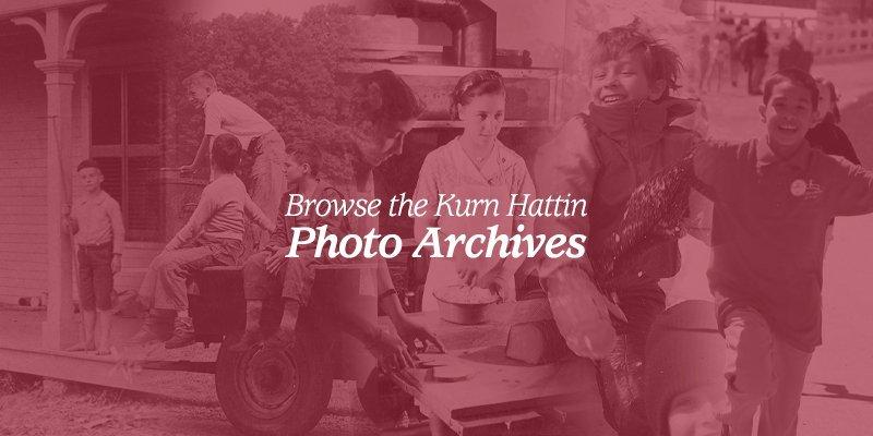 Kurn Hattin History Photo Archives